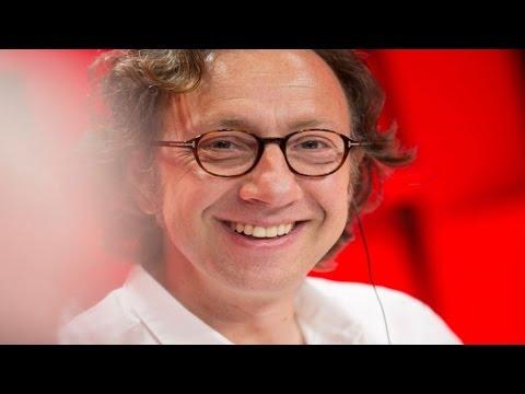 Arnaud Ducret est l'invité de Stéphane Bern dans À La Bonne Heure