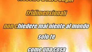 "Karaoke ""Replay"" Samuele Bersani"
