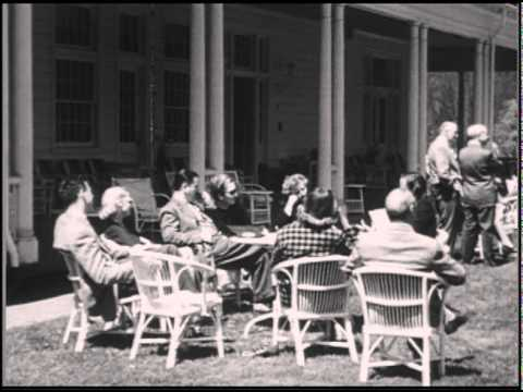 Weekend at the Greenbrier -1948
