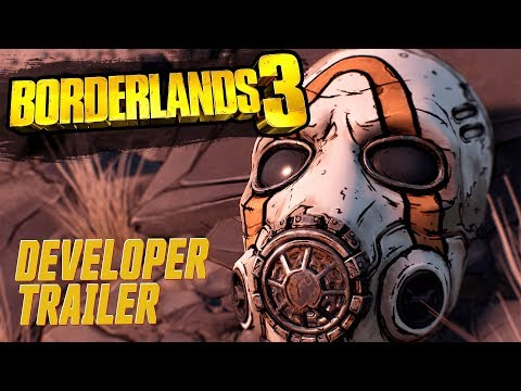 Borderlands 3 - Official Developer Trailer