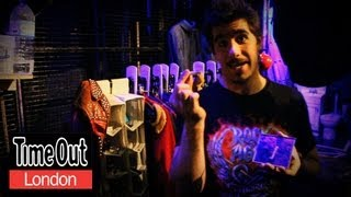 Behind the scenes at Rock of Ages  | Dressing Room Confessions