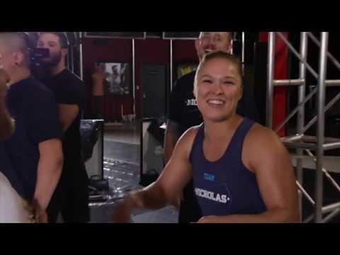 Мотивация для девушек. Ронда Роузи. UFS. Супер мотивация от Ronda Rousey.