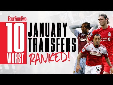 Top 10 Worst Premier League January Transfers Ever!