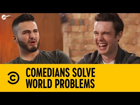 Download Youtube: Comedians Solve World Problems - Politics | Comedy Central UK