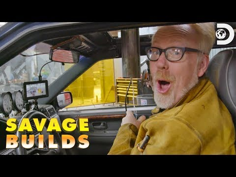 Building Mad Max Inspired Vehicles of Destruction!  | Savage Builds