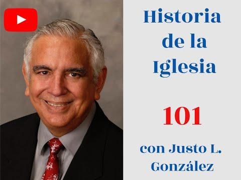 Historia de la Iglesia 101, con Justo L. González