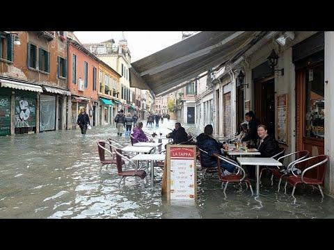 البندقية تتطلع للعودة إلى الحياة الطبيعية بعد أسبوع من الفيضانات القاسية…  - نشر قبل 6 ساعة