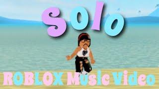 Solo ROBLOX mv -Clean Bandit