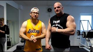 Schulter Training | Der PUMP is wirklich abartig !!!