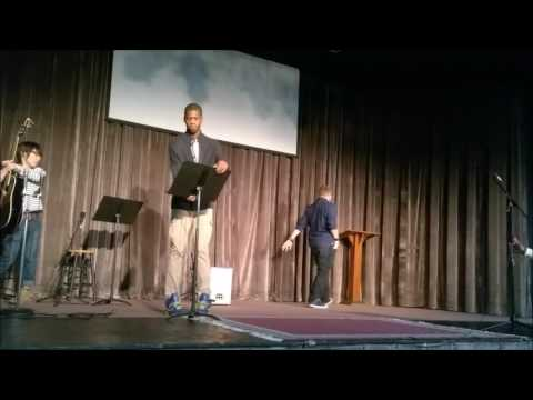 Davis College Chapel -- October 27, 2016: Pastor Benjamin Campbell