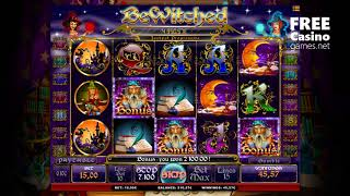 New slot: VIDEO REVIEW Bewitched #game(IsoftBet)