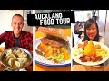 AUCKLAND FOOD TOUR | Delicious NEPALI street food, INDONESIAN food + an EPIC sando | New Zealand