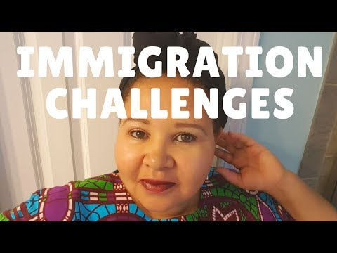 Sunday Afternoons with MamaDee - Immigration Challenges