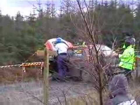 Grizedale Stages Rally 2006 - Pt5