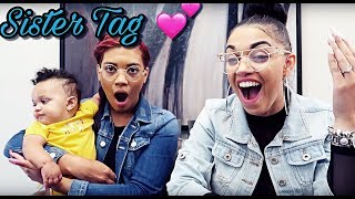 SISTER TAG WITH ALEXIS | Biannca Prince
