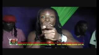 Jah Malo Alonside Danny English, Quick Cook & Sam Bonie #Live 2014