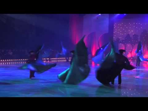 Broadway On Ice at Moon Palace Golf & Spa Resort