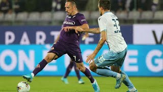 Luis Alberto Goal 2-1 Immobile Penalty Goal 1-1 and Franck Ribery Goal Gooal 1-0 Lazio vs Fiorentina