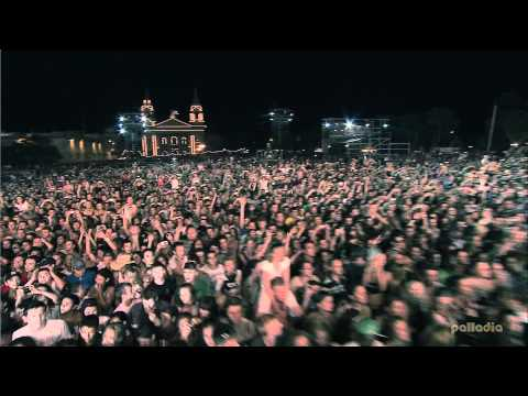 Lady GaGa - Intro & Paparazzi & LoveGame - Live At Isle Of MTV Malta
