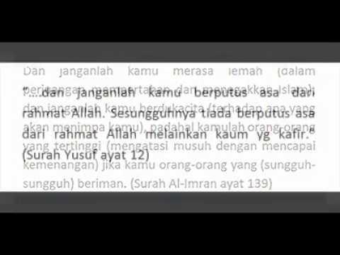 Aku Yang Dulu Bukan Yang Sekarang versi Islamik