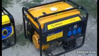 видео Лучшие бензиновые генераторы для дачи и дома: ТОП моделей