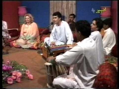 Ishaq Khan Nice Ghazal with Mahjabeen Qazalbash