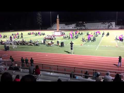 Granite Bay High School Band 10/31/2015(HD)