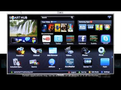 How To Use Skype On Your Samsung Smart TV