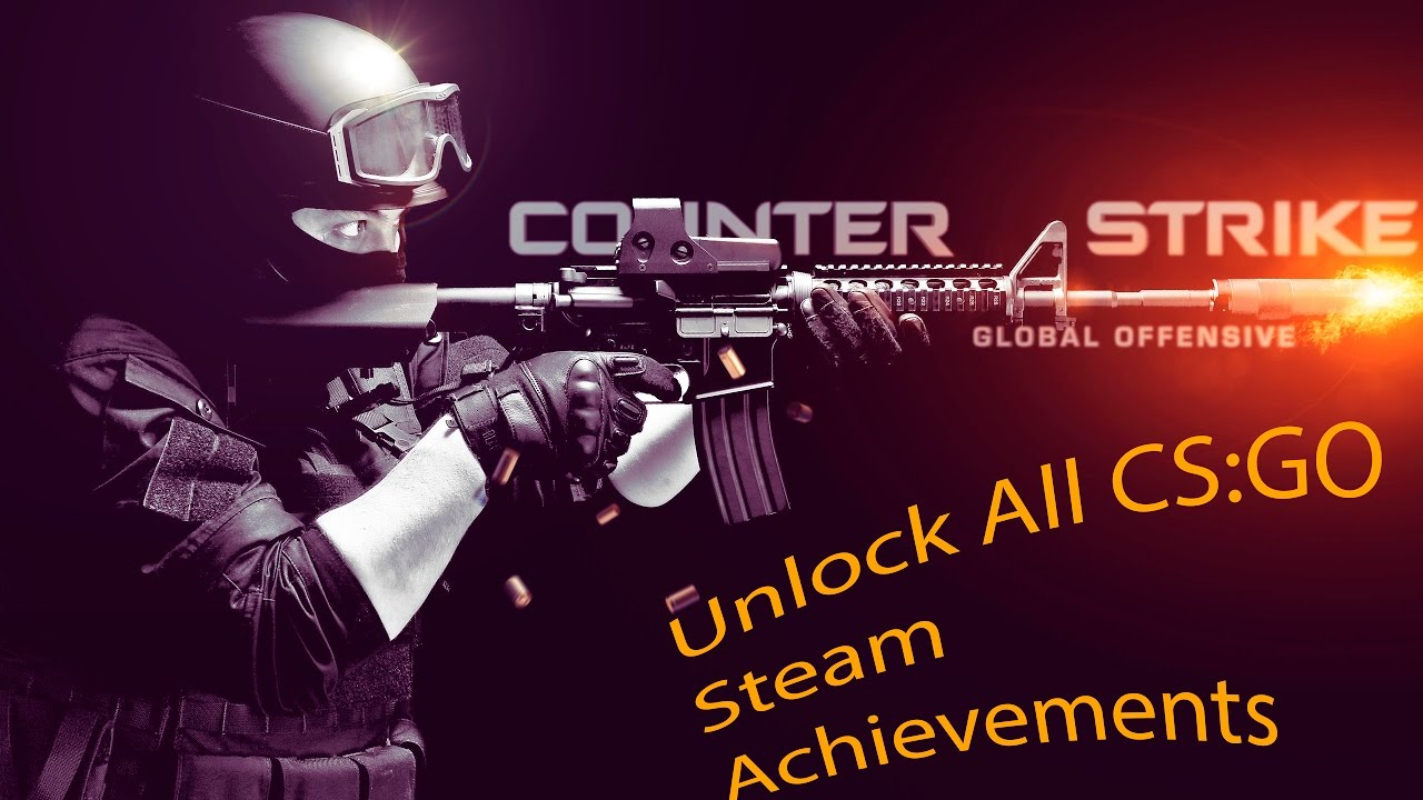 cs go how to see achievements