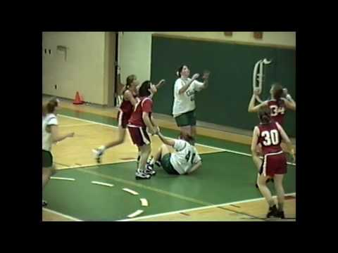Chazy - Willsboro Girls  2-13-96