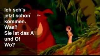 König Der Löwen 2 - Kann Es Wirklich Liebe Sein (+lyrics)