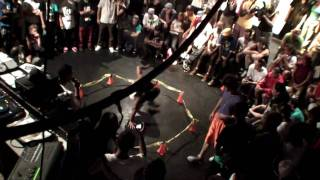 THE OCTOGON NYC 2009: Floor Phantom vs Chu Chu
