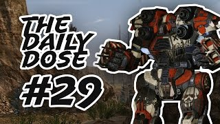 Massive destruction with 4x LB-10X Kodiak KDK-3 - Mechwarrior Online - The Daily Dose #29