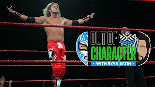Edge and Ryan Satin talk Roman Reigns, John Cena rivalry | FULL EPISODE | Out Of Character