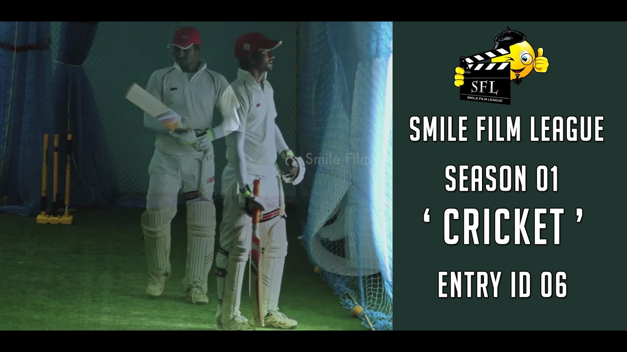 Cricket | Short Film | Tamil Short Film | Smile Film League - Season 1