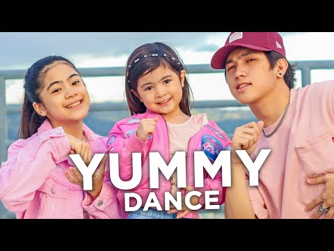 Justin Bieber - YUMMY Siblings Dance | Ranz and Niana ft natalia