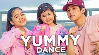 Download lagu Justin Bieber - YUMMY Siblings Dance | Ranz and Niana ft natalia