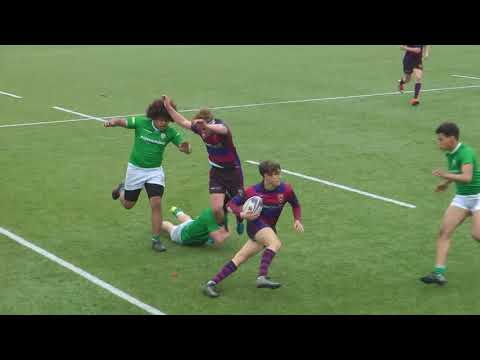 Maidenhead U16s v London Irish   Friendly   25 3 18
