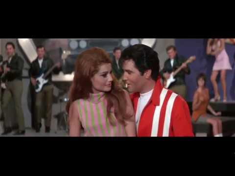 Elvis Presley 'Let Yourself Go' from Speedway