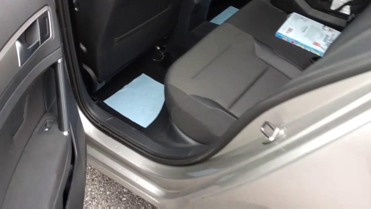 MK7 Golf Sportwagen water leak  YouTube