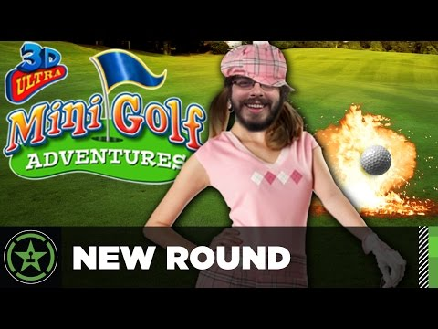 Let's Play – 3D Ultra Minigolf Adventures – New Round
