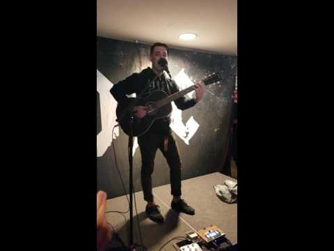 Ghost of a Good Thing - Dashboard Confessional - Private Acoustic Show, Song #9 - 7/14/16
