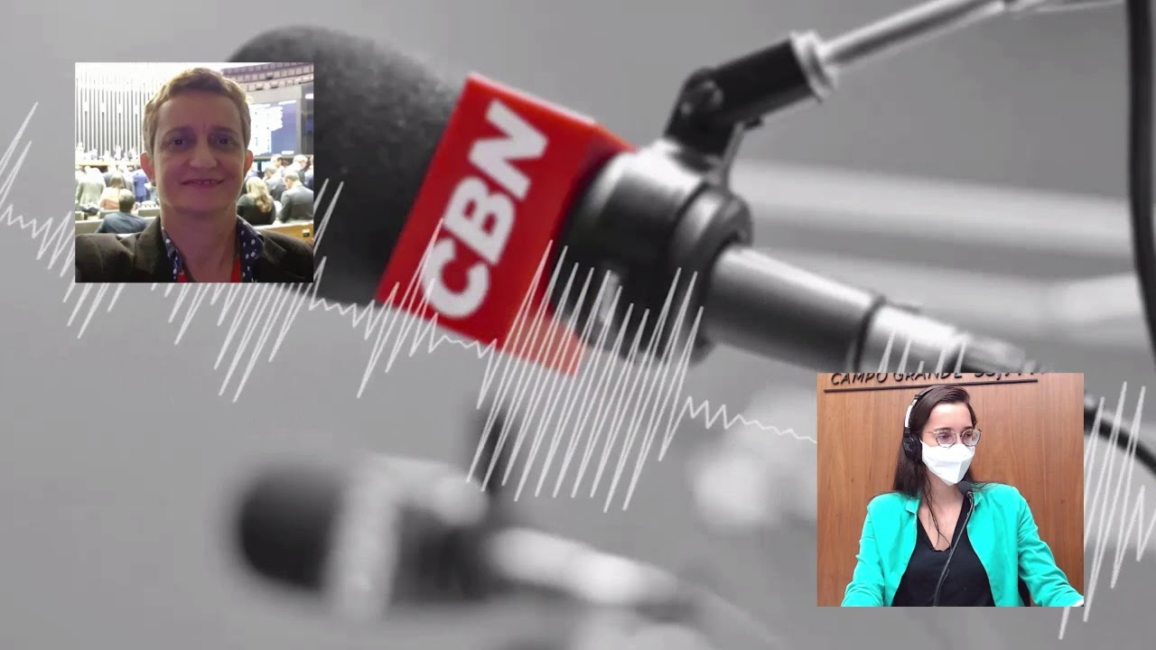Programa CBN Campo Grande (24/03/2021): com Loraine França