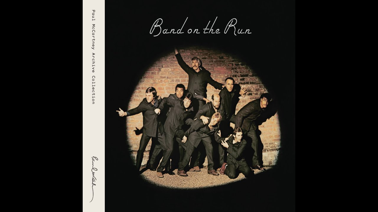 Band On The Run Drum Cover Paul McCartney