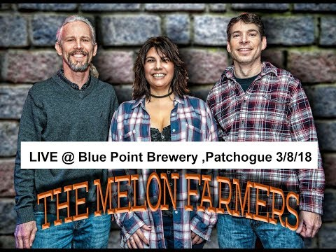 The Melon Farmers @ Blue Point Brewery 3-8-18 - Long Island Music Television #3