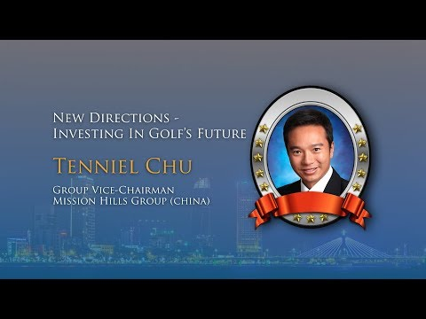 APGS 2017 - New Directions - Investing In Golf's Future