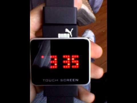 la mejor actitud cfd55 9b8e8 Como configurar un reloj touch screen