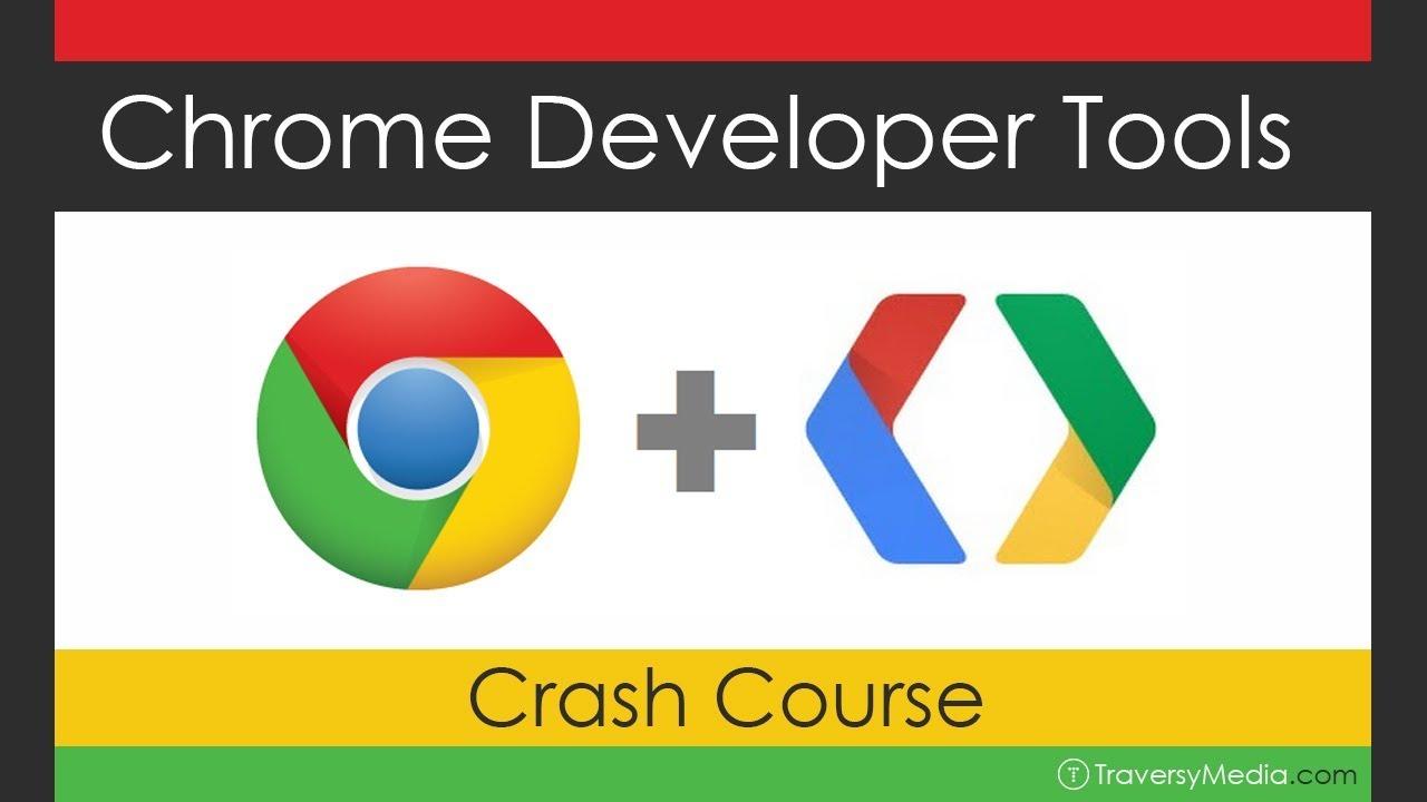 Google Chrome Developer Tools Crash Course Youtube