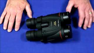 Canon 10x42 L IS WP Binocular Review
