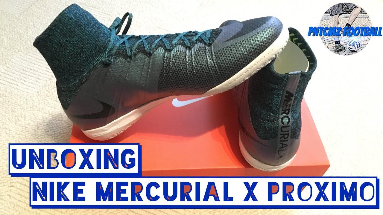 przybywa rozsądna cena świetne ceny Unboxing Nike Mercurial X Proximo | Street Football | PNTCMZ